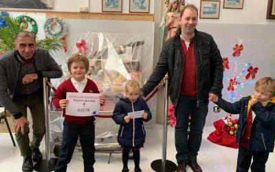 La família Maldonado Kerber ha guanyat la panera de nadal de l'APA. Enhorabona!