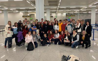 Intercanvi alumnes NSC Alcúdia – Bremen (Aleamania)