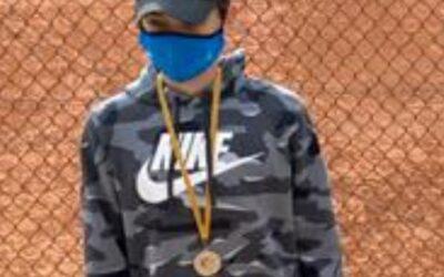 Gaspar Company, alumne de 3r ESO B, ha quedat finalista al torneig Monty Tour Sportinca. Enhorabona!!