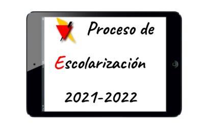 Llistats definitius procés escolarització 2021-2022